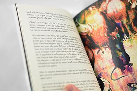 papier bouffant impression livre de poche qualité encyclopédie dictionnaire roman