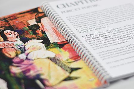 papier ordinaire impression extrablanc livre brochure print en ligne